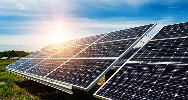 Photovoltaik bei Elektro Elas bei Taufkirchen